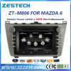 Zest Car DVD Multimedia with Wince Version for 2008-2012 Mazda 6 (ZT-M806)