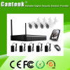 Onvif 2MP IP 4 Channel 1080n Xvr &CCTV Camera Kits with Real WDR (XVRD420RB20)