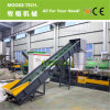 PE PP Plastic film pelletizing line / plastic film granulating machine