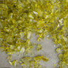 Yellow Glass Stone Aggregates Gardening