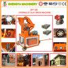 Sy1-20 Concrete Interlock Brick Making Machine in Kenya