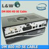 Dreambox 800 HD Se-C Cable Receiver Dm800se with DVB-C Tuner Linux DVB-C Cable Receiver in Stock