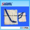 Pre Wahsed High Quality Sterile Lap Sponge with Blue Loop
