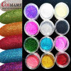 Factory Wholesale Cosmetic Glitter Powders for Nail Decoration