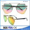 New Designer Fashion Coating Coated High Quality Metal Sunglasses