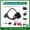 Full HD 1080P Conversion Cable HDMI to VGA and Audio Converter