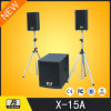 Bass Jbl Active Speakers with Rechargeable Battery (X-15A)