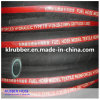 Steel Wire Braided Rubber Steam Hose with High Temperature