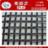 Black Plastic Biaxial Geogrid Road Reinforcement 20/20kn/M
