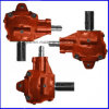 Stright Bevel Reduction Gearbox Used in Agricultural Machinery