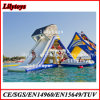 Inflatable Floating Water Toys Water Slide