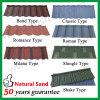 Kenya /Zambia / Tanzania / Ghana Stone Coated Steel Roofing Sheet