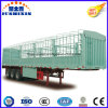 High Quality Tri-Axle Side Wall Stake Semi Trailer for Sale