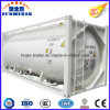 40FT 20FT 22.5cbm ISO Bulk Coal/Cement Powder Tank Container
