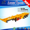 3-Axle Terminal Trailer/Container Chassis/Port Semi Truck Trailer