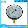 8′′ 200mm Black Steel Case General Pressure Gauge