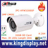 New Dahua 2megapixel Full HD Network Small IR Waterproof Camera Ipc-Hfw3200s with Poe