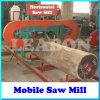 Movable Hard Wood Log Saw Mill/Sawmill Machine Price