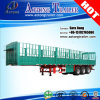 Tri Axles Stake Trailer/Store House Bar Semi-Trailer
