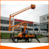 Battery Power Movable Window Cleaning Small Boom Lift