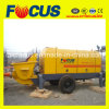 Expert Supplier 69cbm/H Hydraulic Trailer Mounted Electric Concrete Pump