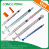 1ml Disposable Medical Syringe with Competitive Price