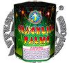 Carckling Palms 19 Shot Cake Fireworks