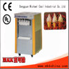 Soft Ice Cream Machine with Rainbow Function