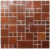 Pure Copper Mosaic Tile for Wall Decoration D6060-19