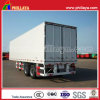 30tons Small Enclosed Box Cargo Transport Semi Truck Van Semitrailer