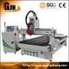 Taiwan Syntec System, Hiwin Guild Rail, Hsd Spindle, Yaskawa Motor, 1325 Wood Linear Atc CNC Router