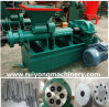 Charcoal Briquette Rod Making Machine/ Briquette Bar Extruding Machine