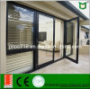 Aluminum Hinged Door with Safety Glass Made in China