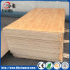 Natural Oak Veneered Commercial Melamine Plywood for Top Grade Furniture