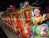 Amusement Park Equipment Funny Electric Train with Trackless