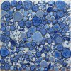 Bubble Round Porcelain Mosaic for Kitchen