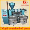Castor Oil Machinery with Good After-Sale Services (YZYX120WZ)