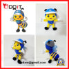 China Plush Toy Manufacturer Custom Made Bee Plush Toy