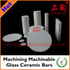 Machining Machinable Glass Ceramic Bars