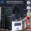 Conventonal Network LCD 2-Wire 4-Zone Fire Alarm Equipment
