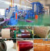 Continuous Color Coating Line with Gravure Printing Systems