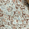 Flower Pattern Lace Fabric (with oeko-tex standard 100 certification)