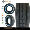 Commercial Light Truck Tire with Whitewall (185R14, 195R14, 225/70R15C)
