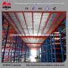 Light Duty Steel Structure Mezzanine Floor with The Display Shelf