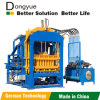 Qt4-15c Dongyue Export Concrete Solid Hollow Fly Ash Brick Making Automatic Plant