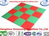 Non-Toxic Interlocking Indoor Futsal Flooring