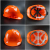 Building Material Safety Helmet Plastic Products HDPE Hat (SH502)
