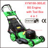 "2013 New Design Bs Engine Big Wheel Good Quality Certificated 22"" Gasoline Lawn Mower (XYM188-3BSJE)"