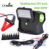 Portable 24V Truck Car Jump Starter Power Bank