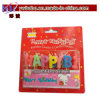 Happy Birthday Pick Party Candles Birthday Parties Cake Decorations (B3005)